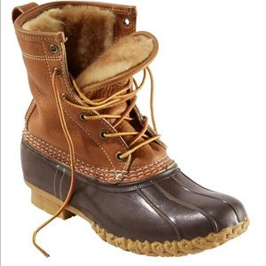 The original LL Bean Bean Boots